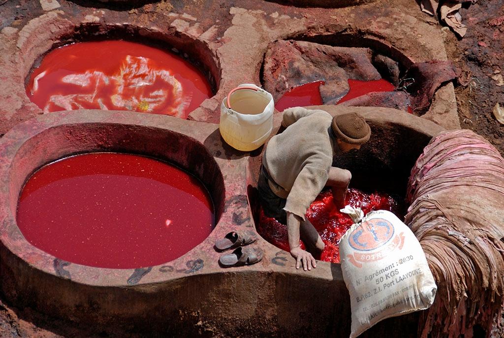 Африка : Марокканский Фес - где отдыхать и что посмотреть