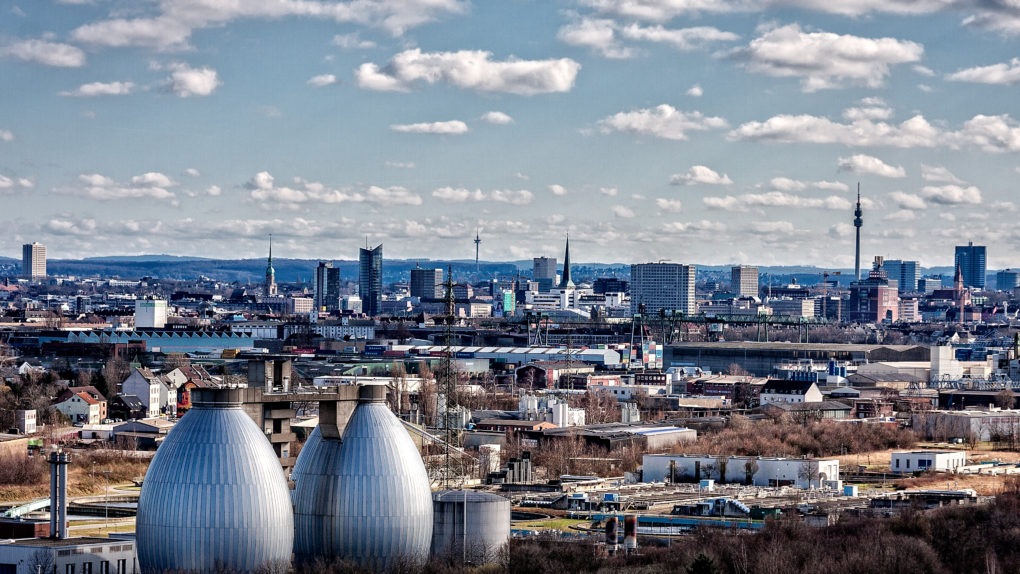 Европа : Дортмунд. Знакомство с пивоваренным краем