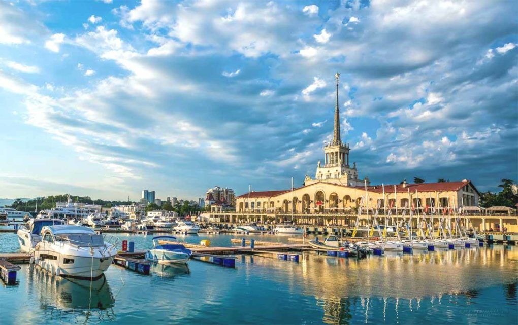 Россия : Сочи: как развлечь себя на отдыхе
