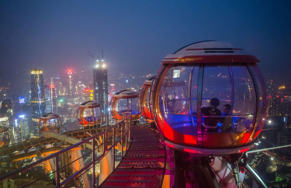 Азия : Виза в Китай за один день